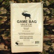 ELK QUARTER GAME BAG SINGLE