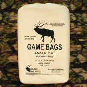 ELK QUARTER BAGS 4 PACK