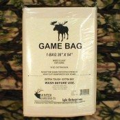 MOOSE QUARTER GAME BAG SINGLE